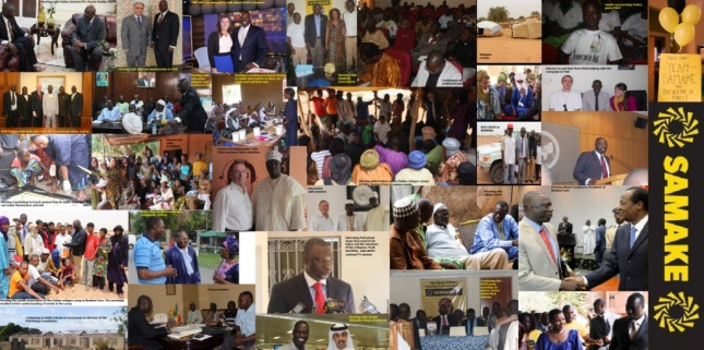 The Samake2012 year in review