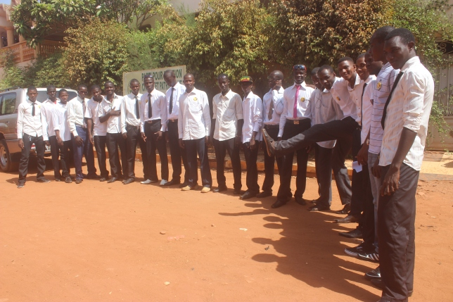 Youth leaders in Bamako gather to support YEAH
