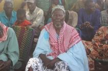 Chief of Village of Baga