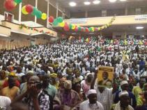 PACP supporters gather to celebrate Yeah Samake