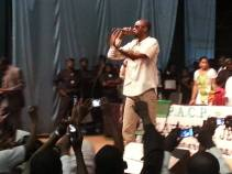 Famous Malian Rapper Milmo joins forces with Team Samake