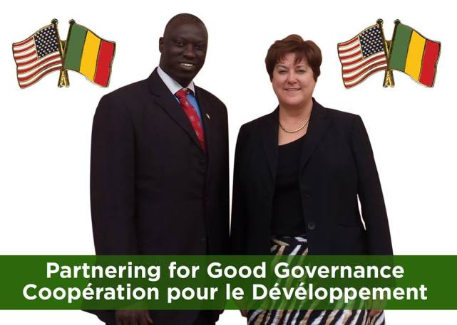 Partnering for Good Development