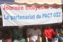 Citizenship Day in collaboration with PACT, an organization that supports local governance and development
