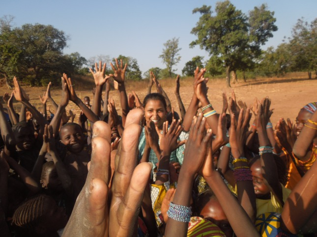 Empowering Mali one child at a time