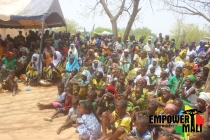 Meet the wonderful children of Ferekoroba whose lives have been changed in an instant
