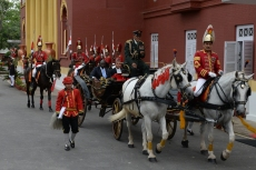 Presentation of Credentials Ceremony in Nepal